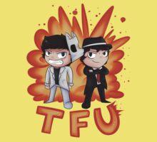 Team Force Update's T-Shirt & Stickers (2D Art) Kids Clothes