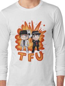 Team Force Update's T-Shirt & Stickers (2D Art) Long Sleeve T-Shirt