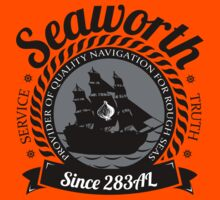 Seaworth Navigation by Digital Phoenix Design