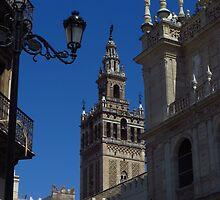 Giralda Bell Tower, Seville by wiggyofipswich
