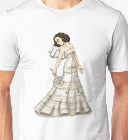 Lace Bride II Unisex T-Shirt
