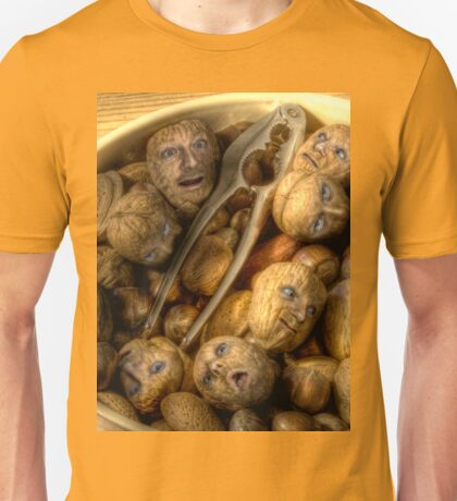 We're all nuts #1 Unisex T-Shirt