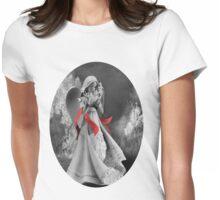 。◕‿◕。ANGEL MESSENGER TEE SHIRT。◕‿◕。 Womens Fitted T-Shirt