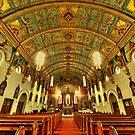 St Mary's Church. Bairnsdale. HDR by John Sharp