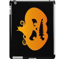 Pumpkin Angry iPad Case/Skin