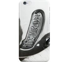 Triumph - iPhone Case iPhone Case/Skin