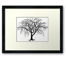 Tree II Framed Print