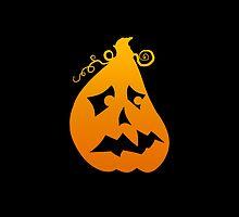 Pumpkin Scared by thedustyphoenix