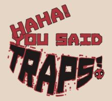"""""""Booby Traps!"""" by Adam Lindholm"""