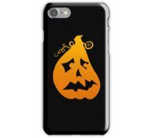 Pumpkin Scared iPhone Case/Skin