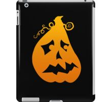 Pumpkin Scared iPad Case/Skin