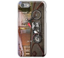 Nathan's Harley Davidson - iPhone Case iPhone Case/Skin
