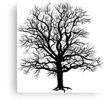Tree III Canvas Print