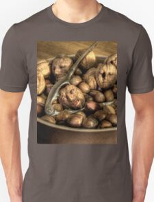 We're all nuts #2 Unisex T-Shirt