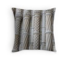 Natural History Museum London Throw Pillow