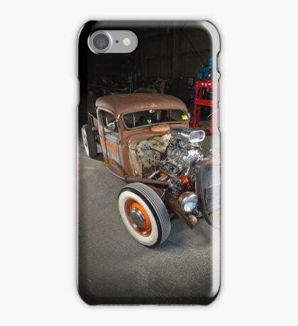 1934 Ford Rat Rod - iPhone Case iPhone Case/Skin