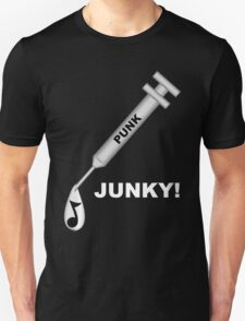 Punk Music 1W T-Shirt