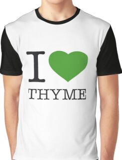 I ♥ THYME Graphic T-Shirt