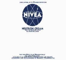 Neutron Cream One Piece - Long Sleeve