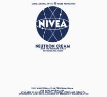 Neutron Cream Kids Tee