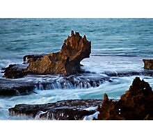 Robe - Dragon Rock Photographic Print
