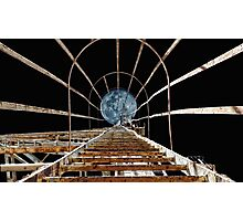 Tuttle's Ladder Photographic Print
