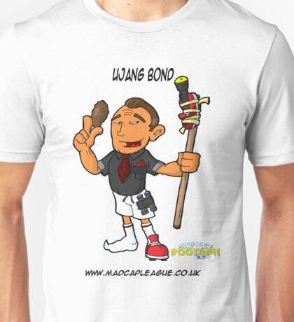 Ujang Bond Unisex T-Shirt