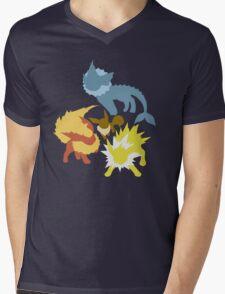 Eevee (Vaporeon - Jolteon - Flareon) T-Shirt