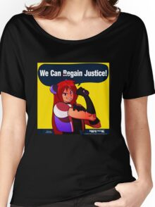 We Can Regain Justice! Women's Relaxed Fit T-Shirt