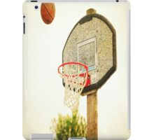 Basketball iPad Case/Skin