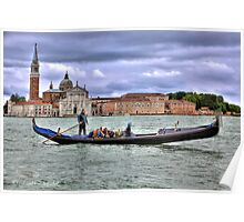..clouds over Venice.....[FEATURED] Poster