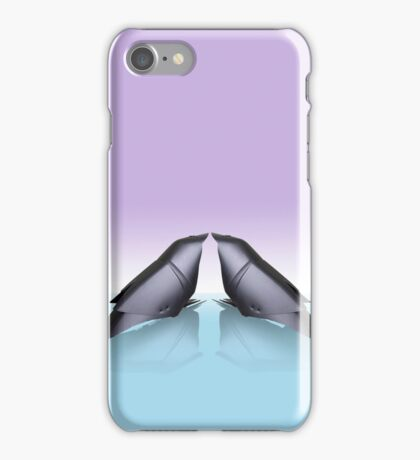 crows iPhone Case/Skin