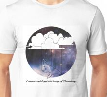 Hitchhiker's Guide Whale Unisex T-Shirt