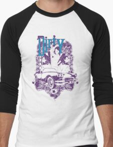 Dirty girl Men's Baseball ¾ T-Shirt