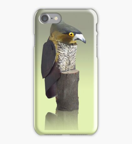sparrow hawk iPhone Case/Skin
