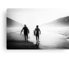 Surfers bond Canvas Print