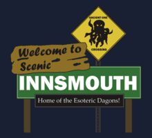 Welcome to Innsmouth! by moegreeb