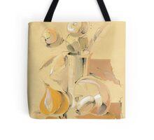 Still life with mushroom Tote Bag
