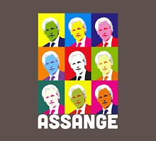 Assange (Dark) Unisex T-Shirt