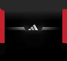 Adidas Black Case by gecaccavale