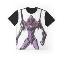 Eva Unit-01 Graphic T-Shirt