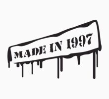 Made In 1997 by Style-O-Mat
