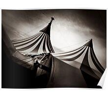 Cirque Tent Poster