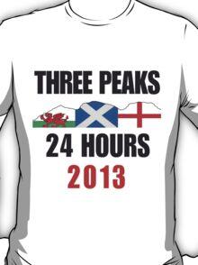Three Peaks Challenge T-Shirt