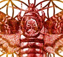death and rebirth Sticker