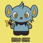 Hello Shinx by SiriusLee