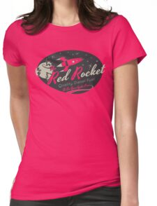 Red Rocket Womens Fitted T-Shirt