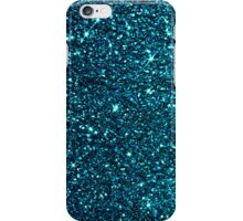 midnight blue sparkle iPhone Case/Skin