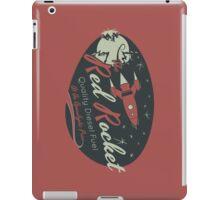Red Rocket iPad Case/Skin