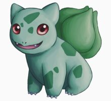 Pokemon Bulbasaur Kids Clothes